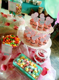 Cupcakes and Sweet Treats